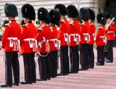 Londres, Guardia Real