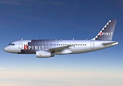 Spirit Airlines comienza a cobrar por el equipaje de mano