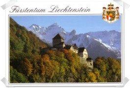 Liechtenstein, uno de los países más pequeños del mundo
