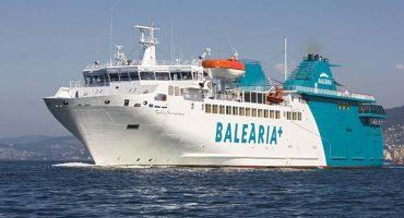 Baleária mejora las conexiones marítimas en Baleares
