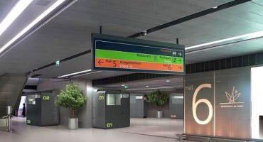 Nuevas formas de pasar la noche en el aeropuerto