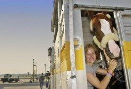 El mejor viaje para los animales con Lufthansa