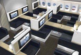 La nueva aeronáutica, diseños increíbles: un placer visual y sensorial