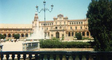 Ryanair aterriza en Sevilla