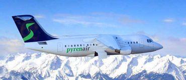 Pyrenair prosigue en su empeño de atraer turistas al Pirineo Aragonés