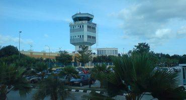 El sistema AFIS gestiona el primer vuelo sin controladores