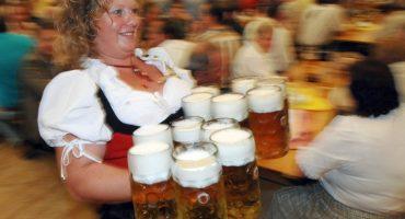 Gäubodenvolkfest, la fiesta de la cerveza de agosto