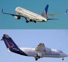 Brussels Airlines y Continental comenzarán a operar bajo código compartido