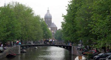 Los canales de Ámsterdam han sido declarados Patrimonio de la Humanidad