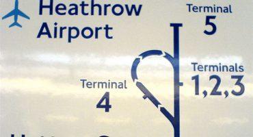 Posible huelga en algunos aeropuertos británicos