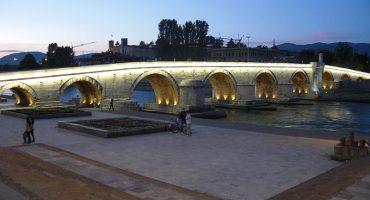 Tierra desconocida: una excursión a Macedonia, descubriendo Skopje
