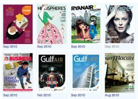 El magazine de TAM airlines es elegida la mejor revista de A Bordo