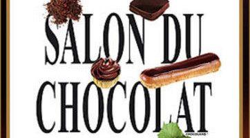 Si eres amante del chocolate no puedes dejar de visitar el Salon du Chocolat