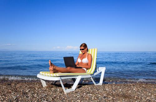 Vacaciones on line