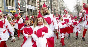 El Carnaval de Colonia, una de las fiestas callejeras más grandes de Europa
