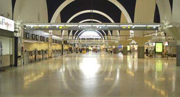 Temporada de invierno en el aeropuerto de Sevilla
