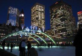 ¿Quieres disfrutar un auténtico invierno? ¡Ven a Canadá!