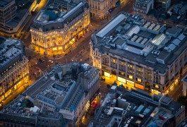 Londres desde el aire, por Jason Hawkes