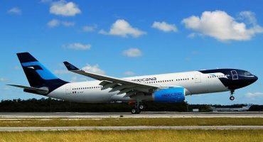 Mexicana de Aviación retomará el vuelo en enero