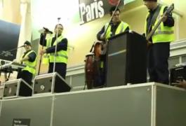Top 3: flashmob en el aeropuerto, ¡una locura!