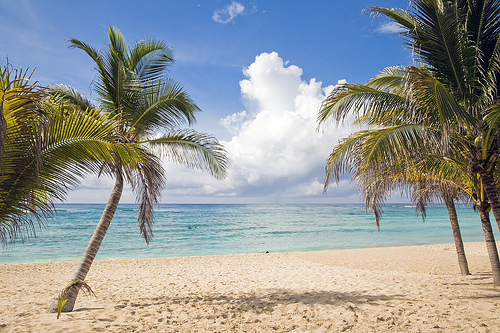 México-playa