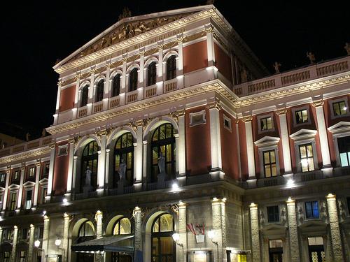 Musikverein - Viena (Austria)