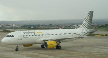 Vueling iniciará una ruta Tenerife – Toulouse en abril