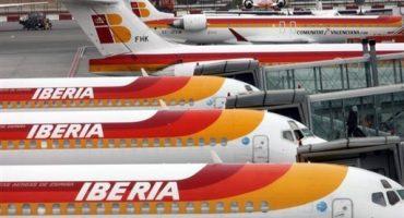 Iberia permitirá imprimir la tarjeta de embarque desde su web