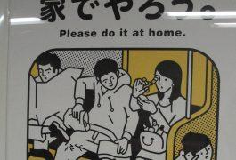 Los buenos modales en los viajes