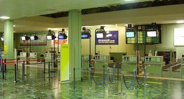 El aeropuerto de Santiago de Compostela, sin vuelos internacionales