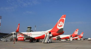 Promociones de Air Berlin y Germanwings
