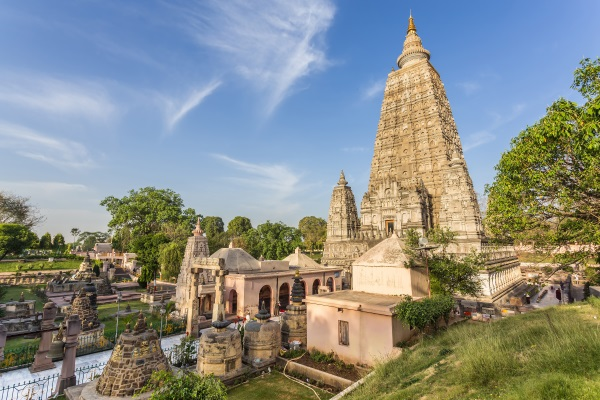 Mahabodhi-templo-india