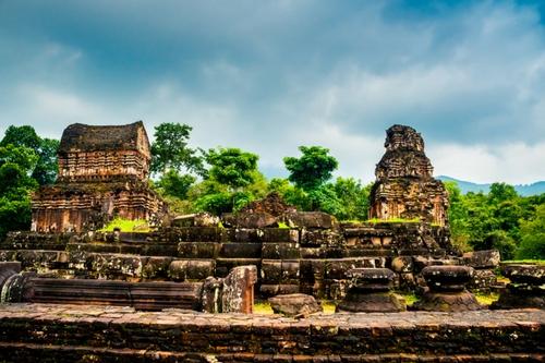 Sitio arqueológico My Son (Vietnam)