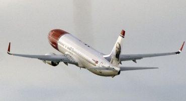 Norwegian Airlines ofrece Wifi en sus aviones