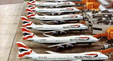 Última hora: British Airways cancela todos sus vuelos hacia Libia