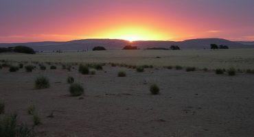 Tierra desconocida: Namibia, todo un litoral como Parque Natural