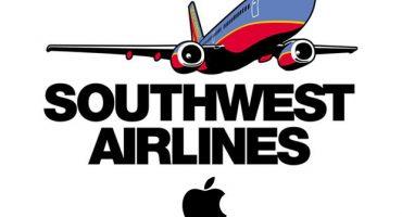 Southwest Airlines llegó a un acuerdo con iTunes para ofrecer la descarga gratuita de 20 canciones en sus vuelos