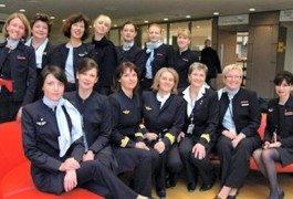 Día de la mujer: Air France lo celebra con un vuelo muy femenino