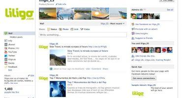 liligo.com te permite buscar vuelos en más de 250 webs sin salir de Facebook