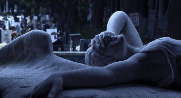 El encanto de los cementerios, primera impresión