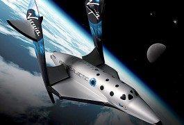 Turismo espacial: Virgin presenta su primer transbordador