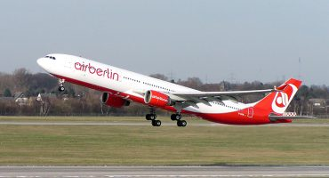 Air Berlin lanza una promoción de 24 horas con tarifas happy hour