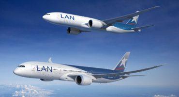 Lan Airlines lanza el Interrail sudamericano por aire