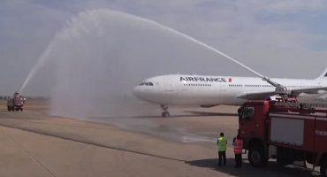 Air France vuelve a volar a Camboya después de 37 años