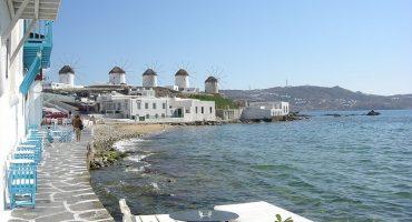 Vueling inicia la venta de la ruta Madrid – Mykonos