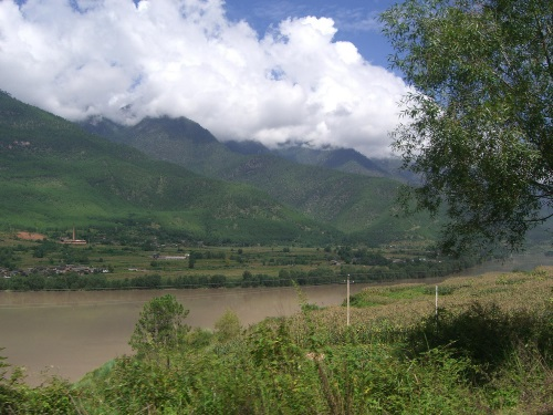 río-yangtse