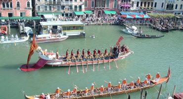 Verano de regatas en Venecia