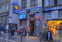 Ámsterdam se plantea prohibir el concepto de Coffee Shops