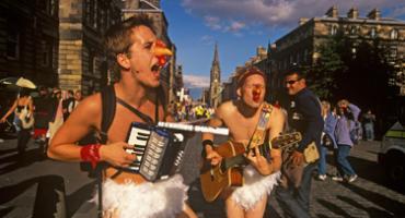 Edimburgo en verano: prohibido aburrirse