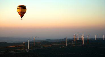 Barcelona celebra el festival europeo de globos aerostáticos